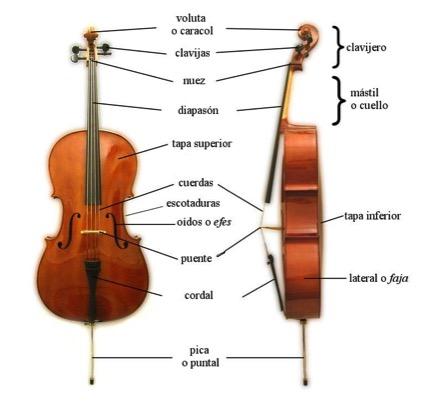 Partes violonchelo