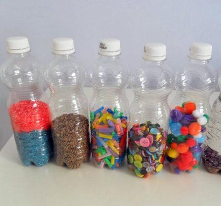 instrumentos musicales con reciclaje