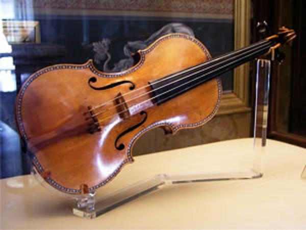 violín caro